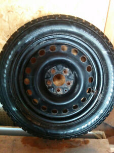 4 goodyear nordic ultra grip snow tires