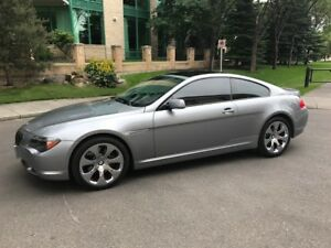 2007 BMW 6-Series 650I Coupe (2 door)