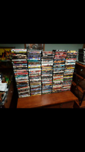 Dvds $165 Firm take all