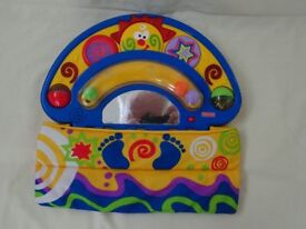 Fisher-Price Musical Cot Toy