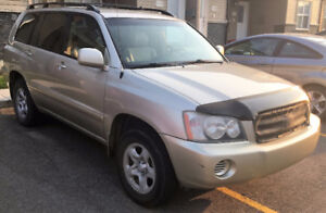 2003 Toyota Highlander Base SUV, 4WD