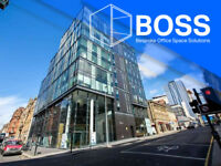 Office Space Glasgow City Centre | West Regent Street (G2) Serviced Office For Rent