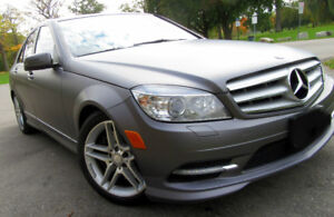 2011 Mercedes-Benz 300-Series Sport Sedan