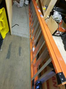 Werner 12' stepladder. Used twice.