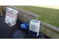Clarke dehumidifier/wheelbarrow/generator