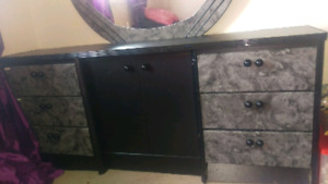 Dresser and side table(on hold)