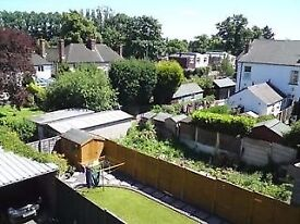One bedroom top apartment in the Highgate area of south Walsall