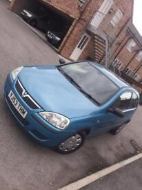 2004 Vauxhall corsa 1.0 twinport life3 door blue £375 oz swap