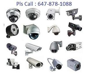 Security Camera Professional Installation . Low Prices .Call Now