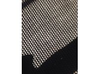 Good quality rubber backed underlay