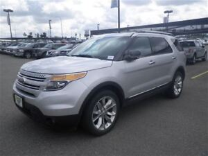 2014 Ford Explorer XLT 4WD Leather DVD