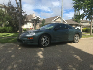 2004 Mitsubishi Eclipse GTS Hatchback **FOR PARTS OR FIX-UP**