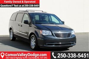 2011 Chrysler Town & Country Touring BLUETOOTH, BACK UP CAMER...