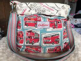 Cath Kidston buses messenger bag