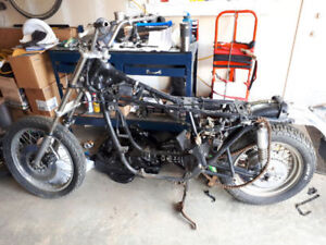 1971/2 Honda CB750 project bike