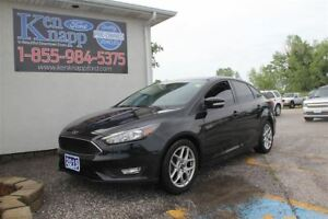 2015 Ford Focus SE LEATHER NAV HEATED SEATS SYNC
