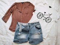 Women's Summer Clothing: Gap | Topshop | SoulCal & Co (Size 8-10)