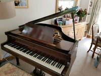 Baby Grand piano (Rogers)