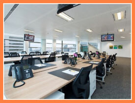 Serviced Offices in * Liverpool Street-EC2A * Office Space To Rent