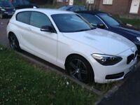 BMW 116i petrol sport