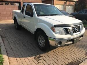 2009 NISSAN FRONTIER XE KING CAB