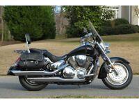2006 Honda VTX1300 VTX 1300 Cruiser 1 Owner Bike, Long MOT