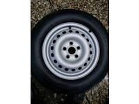 Vw t4 wheels n tyres