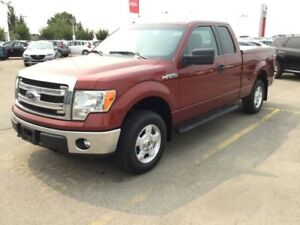 2014 Ford F-150 XLT SUPERCAB 4X4 Accident Free,  Bluetooth,  A/C