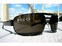 USED EXCELLENT CONDITION GUCCI AVATAR SUNGLASSES