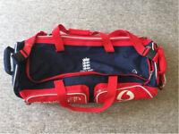 England Cricket bag