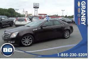 2008 Cadillac CTS AWD GROUPE  PERFORMANCE