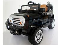 Wrangler Jeep battery operated