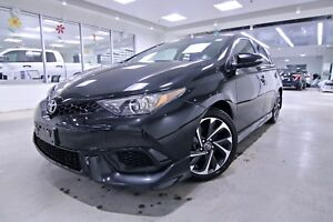 2017 Toyota Corolla iM IM ONE OWNER, CLEAN CARPROOF, ONE OWNER