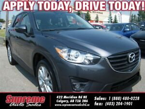 2016 Mazda CX-5 GS AWD/B.CAM/ROOF/H.SEATS