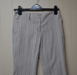 New York Company pin striped casual pants, size 2.