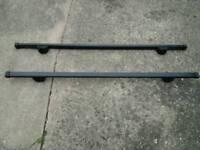 Roof rail bars