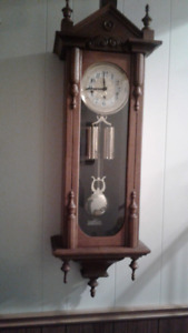 Grandfather wall clock for sale
