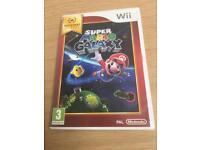 Nintendo Wii Super Mario Galaxy complete