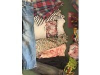 Girls 4-5 clothing bundle