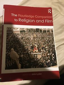 The Routledge Companion to Religion and Film (RE105)