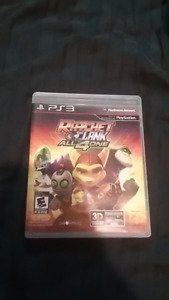 Ratchet and Clank: All 4 One (PS3) - Reserved Unless Offer