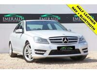 2013 13 MERCEDES-BENZ C CLASS 3.0 C350 CDI BLUEEFFICIENCY AMG SPORT 4D AUTO 262