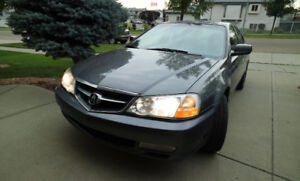 2003 Acura TL S-Type Sedan
