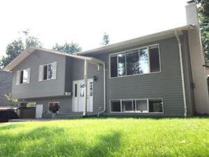 WONDERFUL HOUSE FOR RENT IN SOUTH SURREY/WHITE ROCK