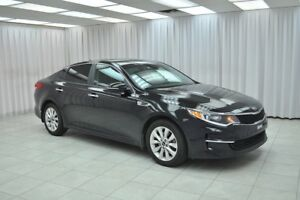 2017 Kia Optima LX+ SEDAN w/ BLUETOOTH, REMOTE START, HEATED LEA
