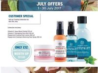 The body shop at home! Consultant
