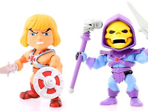 Loyal subjects masters of the universe skeletor and he man