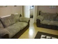 2 & 3 Seater Sofa for sale. Telford Pick up