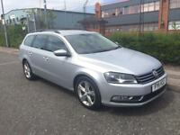 ***2011 VW PASSAT 1.6 TDI BLUEMOTION DRIVES SUPERB+ONLY 1 OWNER+MOT+ALLOYS***£4495!