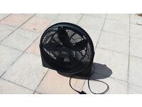 """Large 20""""/50cm wide room fan"""